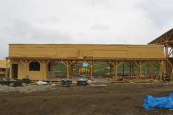 stavba nádraží