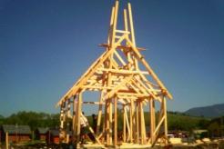 Konstrukce kostela