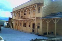 dřevostavba-dřevěné obklady